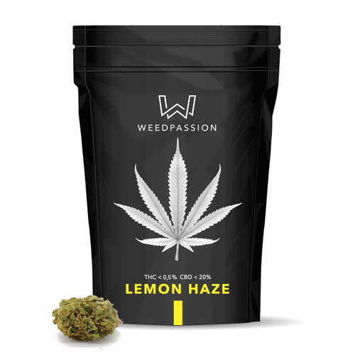 Weedpassion Lemon Haze 20% cbd
