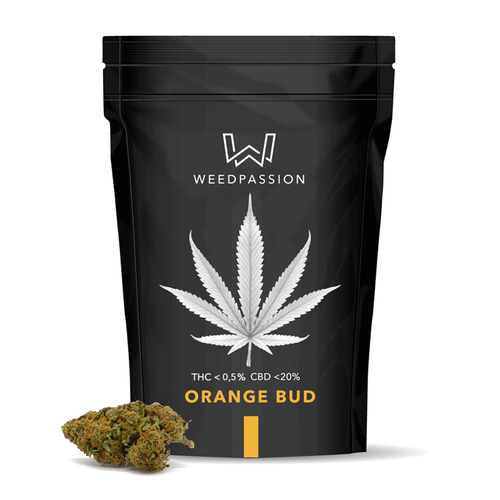 Weedpassion Orange bud 20% cbd