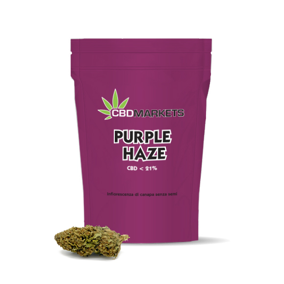 Cbdmarkets Purple haze 21% cbd 2gr.