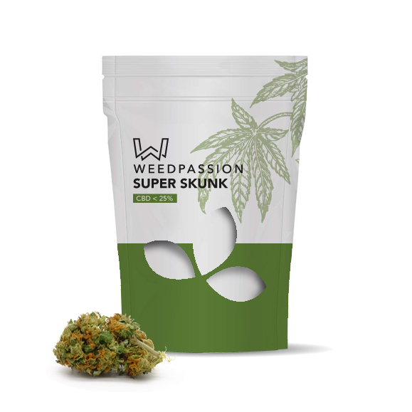 Weedpassion Superskunk  25% cbd 3G.