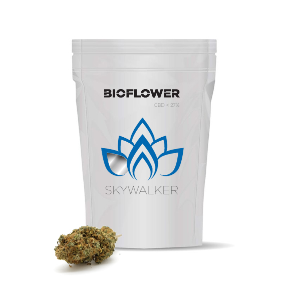 Bioflower Skywalker 27% cbd